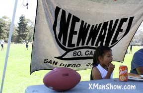 New Wave c.c. annual picnic in Mission Bay