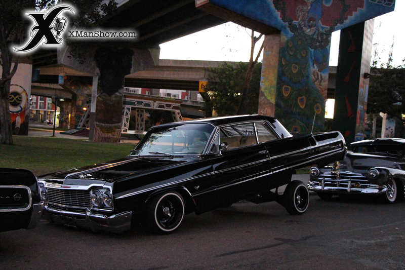 Car Show In Chicano Park