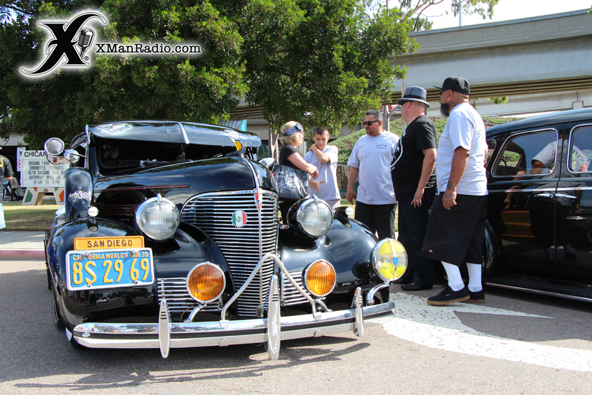 Th Annual Chicano Park Day XMan Show - San diego lowrider car show 2018
